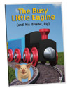 The Busy Little Engine DVD Front Cover